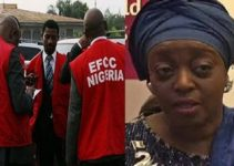EFCC and Diezani