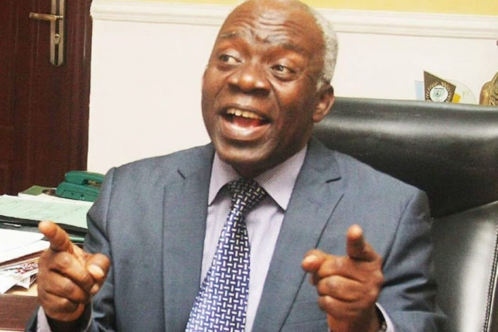 Photo of What Falana said about Bayelsa, Kogi elections