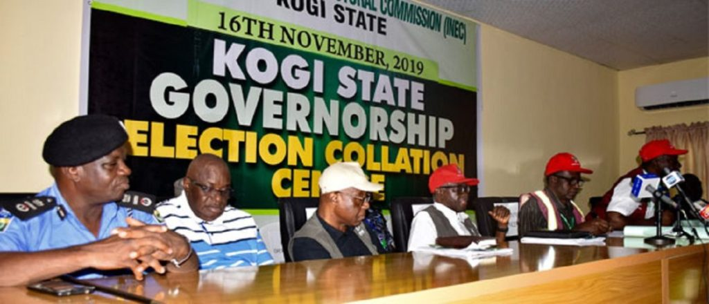 Photo of BREAKING: INEC Suspends Collation Of Kogi Election Results