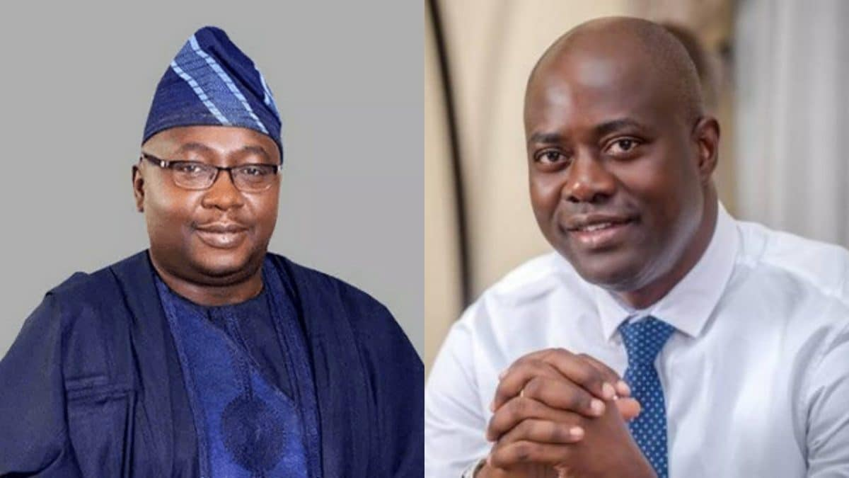 Photo of Oyo Guber: What God revealed to me about Makinde, Adelabu's election – Bishop Wale Oke