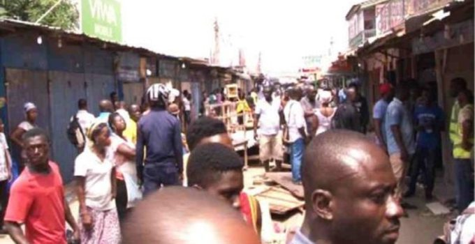 Nigerians shops