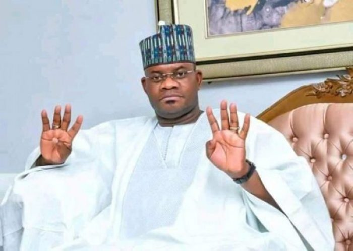 Photo of BREAKING: INEC Declares APC's Yahaya Bello Winner Of Kogi Governorship Election