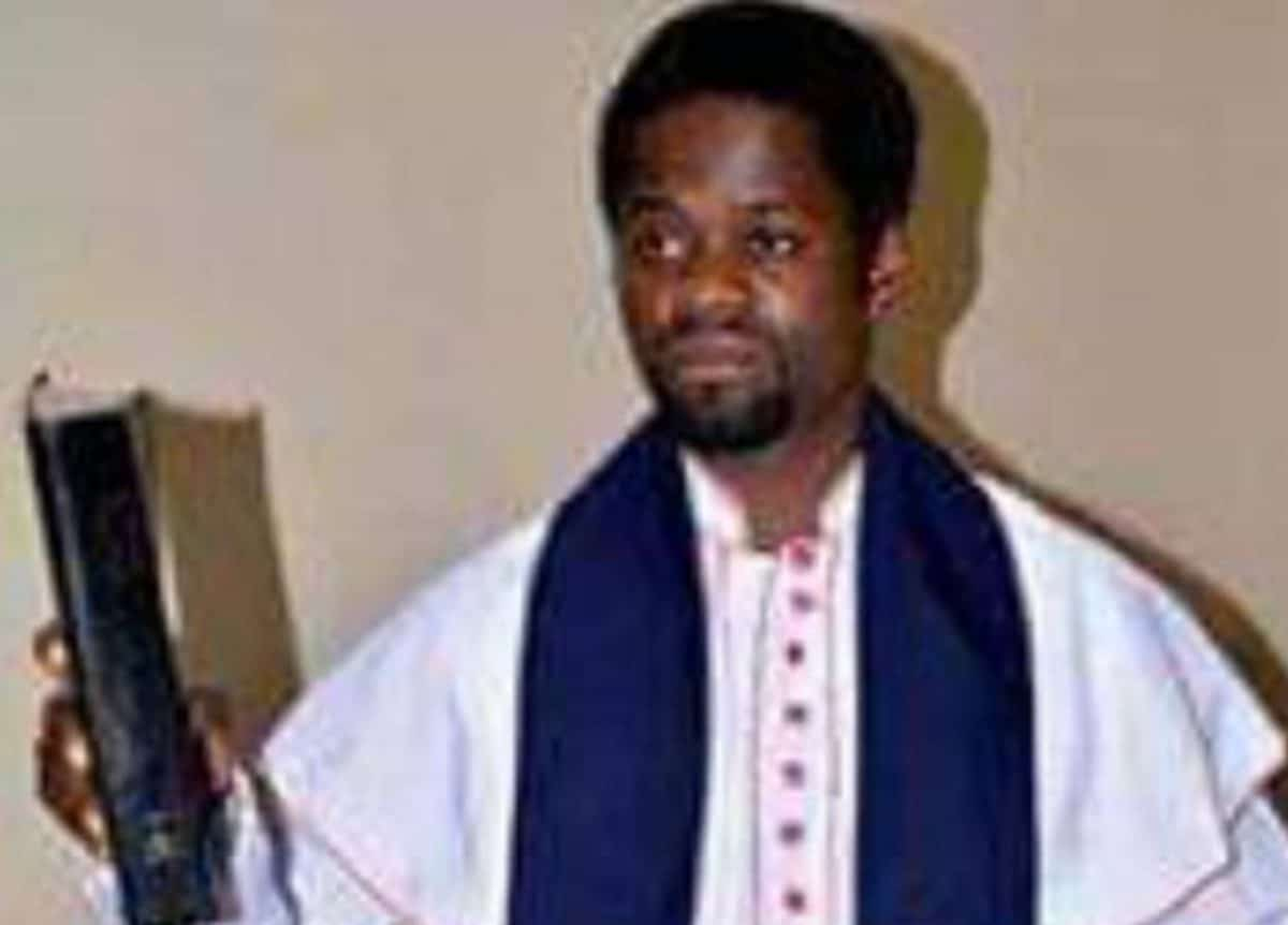 Photo of Popular Ondo Pastor kidnaps church member's one-year-old son