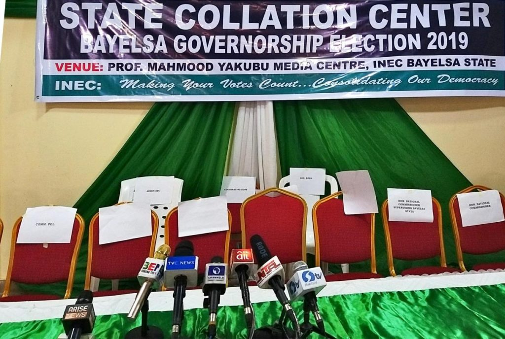 Photo of Bayelsa Decides: INEC prepares for final announcement of results