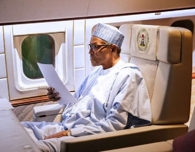 Photo of BREAKING: President Buhari on his way back to Nigeria
