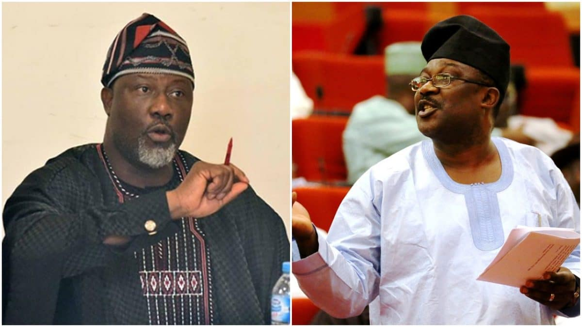 Photo of Kogi Election: INEC fixes date for Dino Melaye, Smart Adeyemi's supplementary election