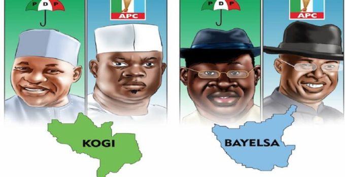 Kogi and bayelsa election