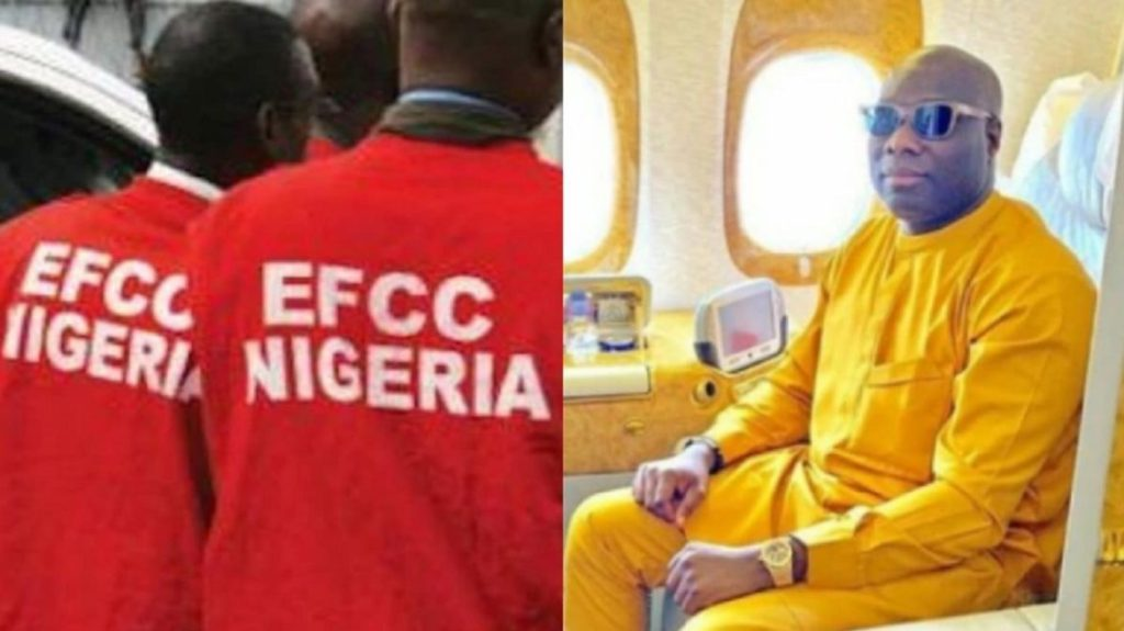 Photo of EFCC speaks on Mompha bribing his way out of custody