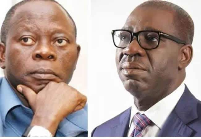 Photo of Edo APC Crisis: Obaseki Rejects Ganduje Committee, Backs Buhari's Reconciliation