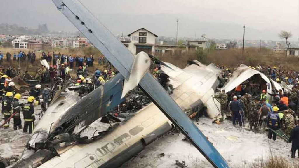 Photo of Many feared dead as plane crashes in Congo town