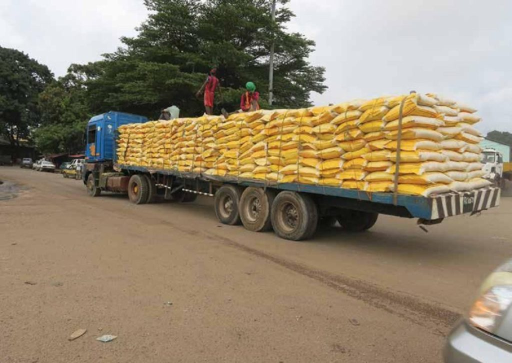 Photo of Foreign Rice Flooded Sokoto Market, Two Months After Border Closure