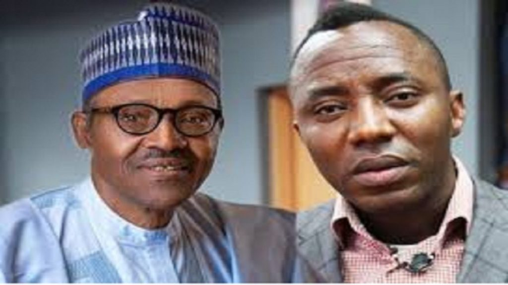 Photo of Sowore: With the arrest of a prominent journalist, Nigeria's Buhari is up to his old tricks – Washington Post Condemns Buhari