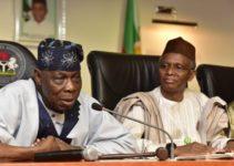 Obasanjo visits El-Rufai