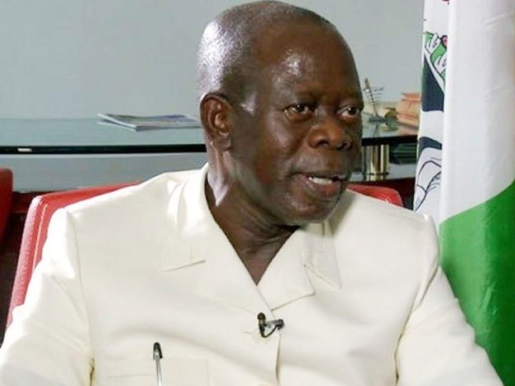 Photo of APC gives real reasons Oshiomhole can no longer function as National Chairman