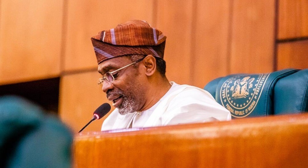 Photo of I was not elected as speaker to fight Buhari – Gbajabiamila
