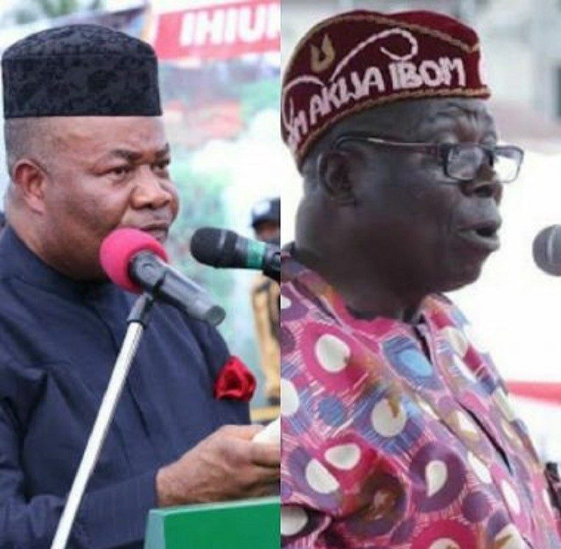 Photo of Shock as INEC Replaces Akpabio with another APC candidate for rerun election