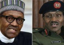 Buhari as general
