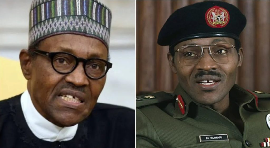 Photo of Punch Newspaper Vows To Address Buhari As Major General
