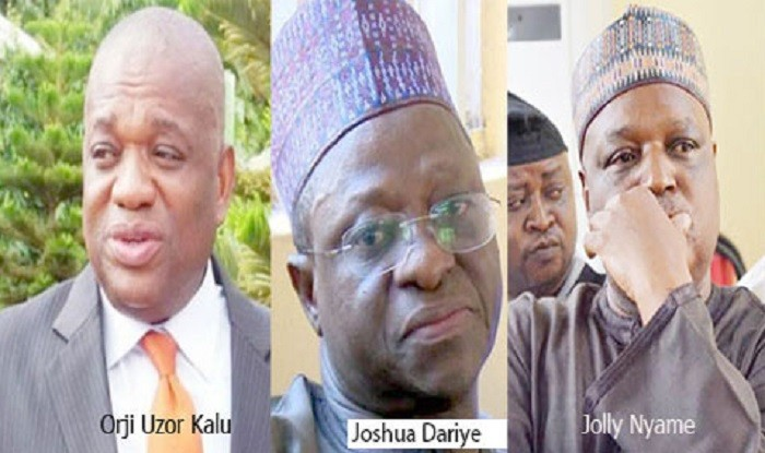 Photo of 22 Ex-Governors, 11 serving senators to join Dariye, Nyame, Kanu in Prison