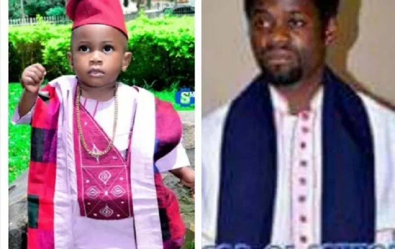 Photo of Missing Baby: Sotitobire Pastor drags DSS to court, demands N100m