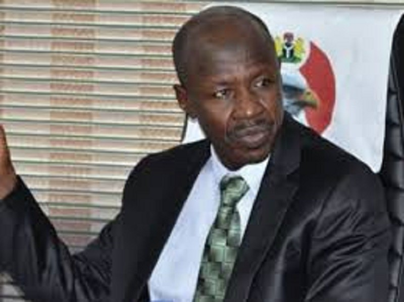Photo of Four top police officers join race to replace Magu as EFCC Chairman