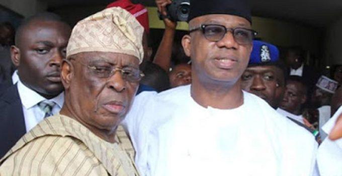Osoba and Abiodun