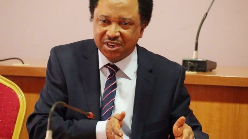 Photo of BREAKING: EFCC arrests Shehu Sani, a day attacked Buhari