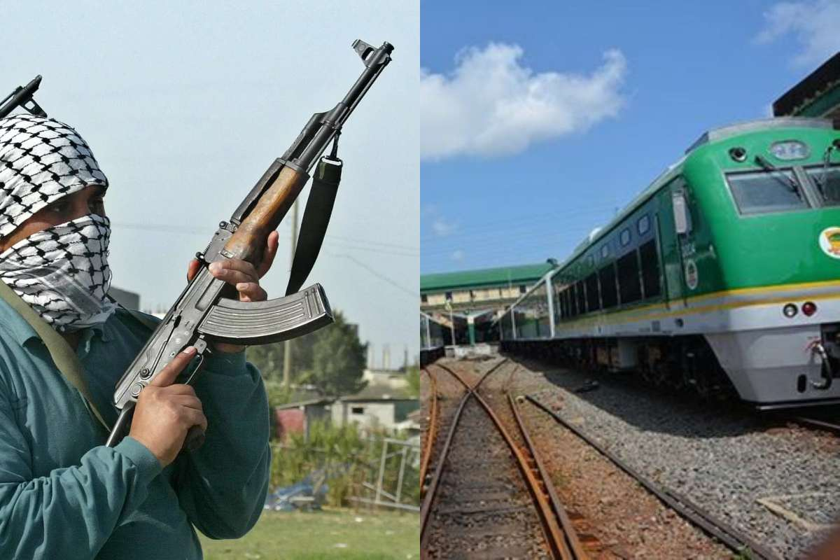 Photo of Gunmen attack Kaduna-Abuja train with ballistics