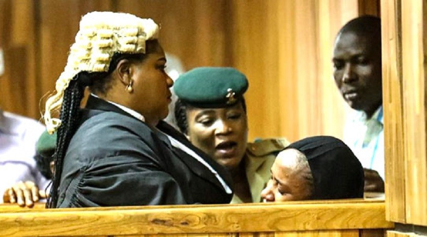 Photo of BREAKING: Court sentences Maryam Sanda to death for killing husband