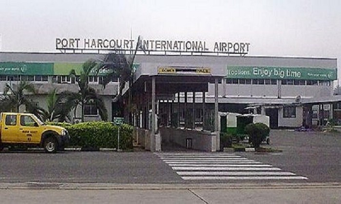 Photo of BREAKING: Fire disrupts flights in Port Harcourt airport