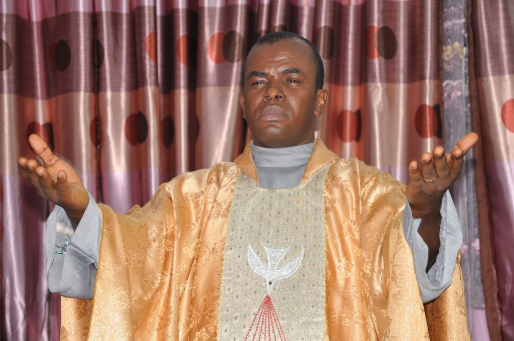 Photo of Fr. Mbaka speaks on Bayelsa governorship prophecy