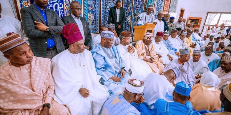 Photo of PHOTOS: Ribadu unites Atiku, Tinubu, Osibanjo, others