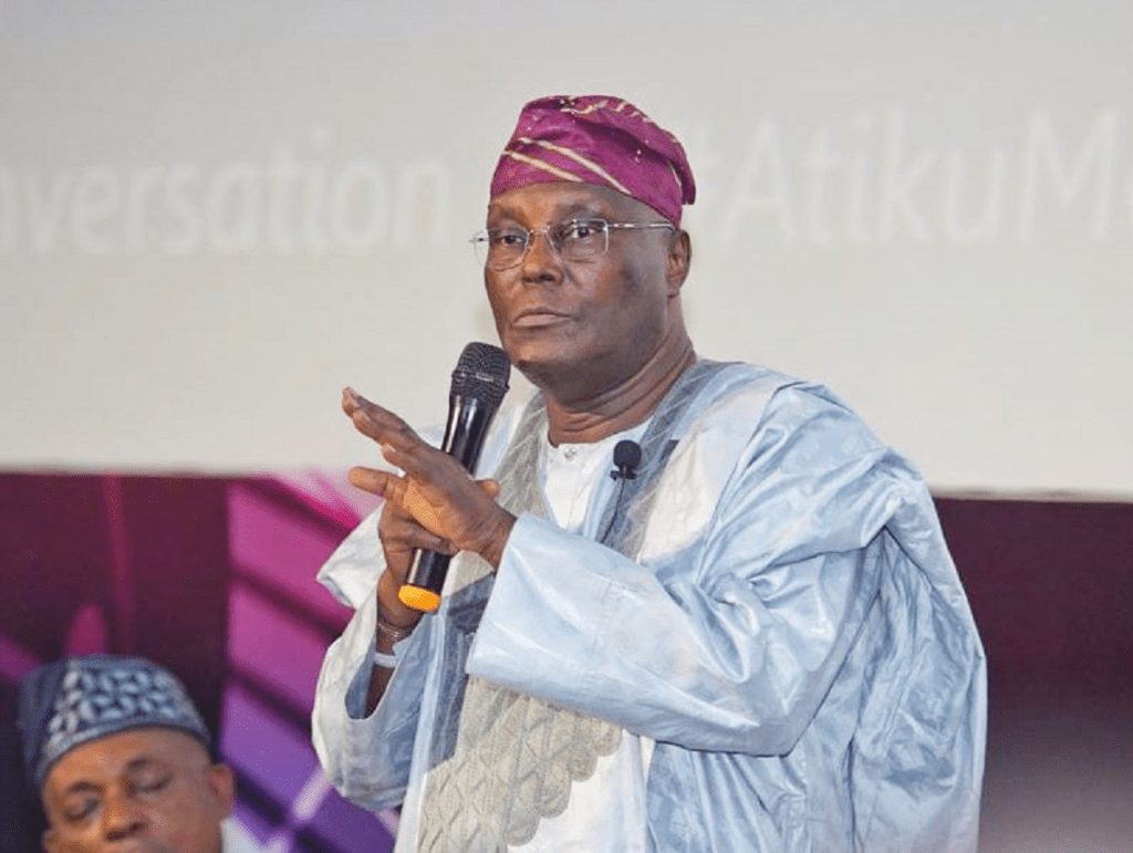 Photo of Coronavirus: Ex-Vice President, Atiku Gives Updates on His Son's Health