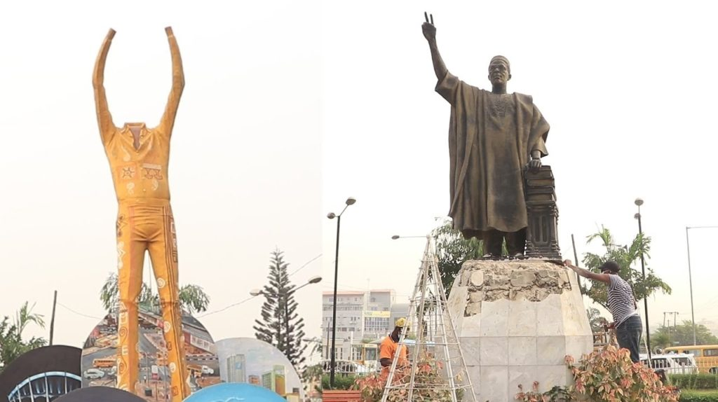 Photo of Why we removed Awolowo, Fela' statues – Sanwo-Olu