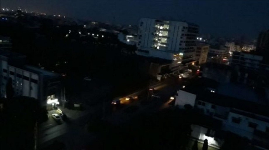 Photo of BREAKING: Blackout nationwide as national electricity grid collapse