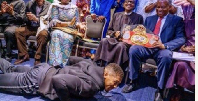 Buhari and Joshua