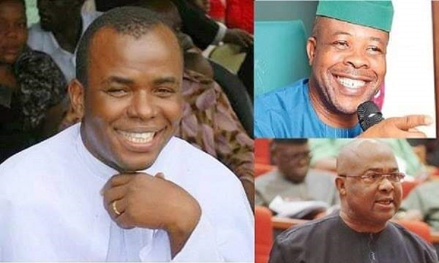 Photo of BREAKING: Fr Mbaka Releases Shocking Prophecy For 2020, Says APC Candidate Will Take Over As Imo Governor