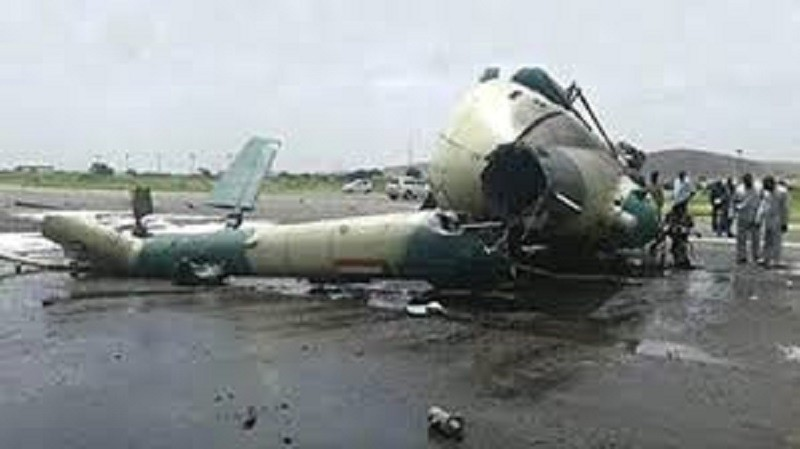 Photo of BREAKING: Children Among 20 Killed In Military Plane Crash