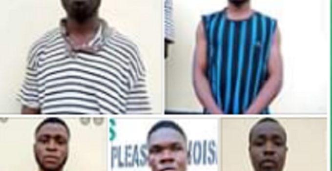 police officers arrested for murder