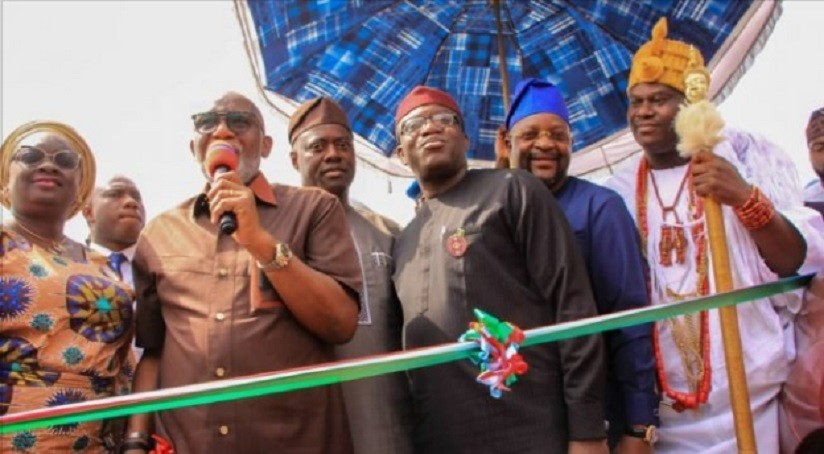 Photo of Three Tinubu godsons governors absent of South-west governors launch 'Amotekun'