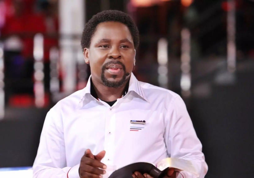 Photo of TB Joshua releases 2020 prophecies for Nigeria, Osinbajo