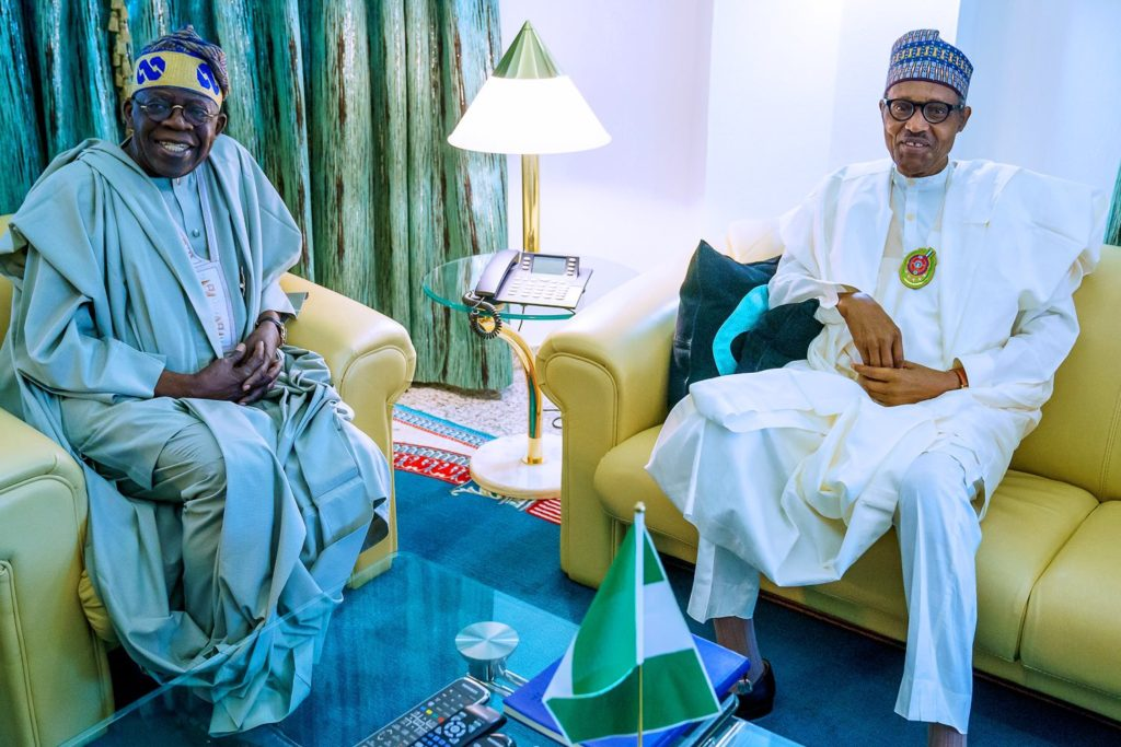 Photo of Tinubu finally speaks out over alleged comment against Buhari