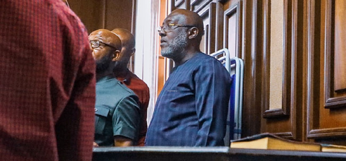 Photo of BREAKING: Court sentences Metuh to 39 years in prison