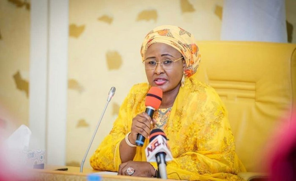 Photo of Power tussle in Villa: Release my aides in your custody – Aisha Buhari tells IGP