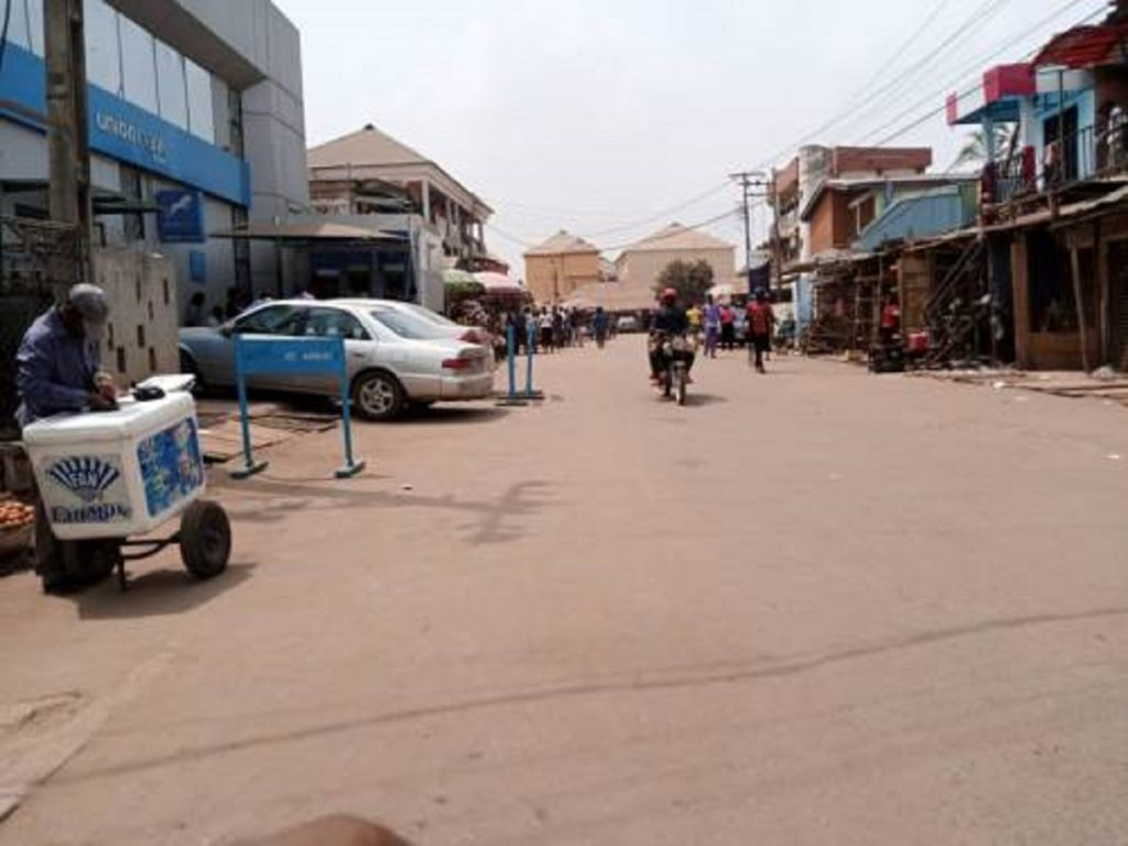 Photo of Tension in Ondo as Banks Suspend Operations over robbery fear