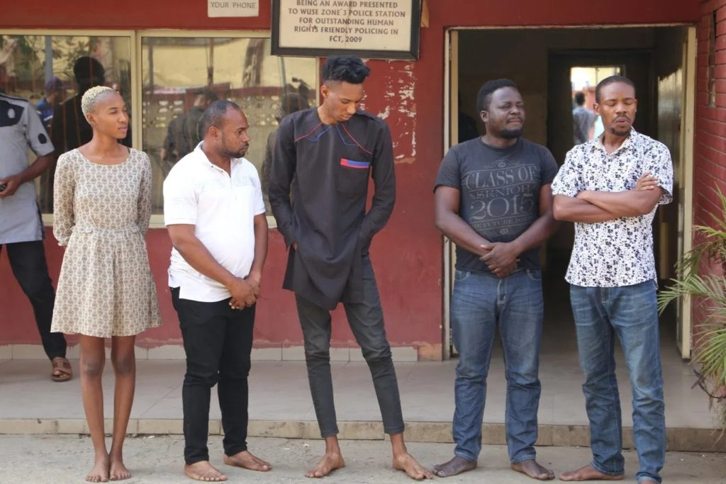 Photo of Police arrest 5 people for Coronavirus infection in Abuja