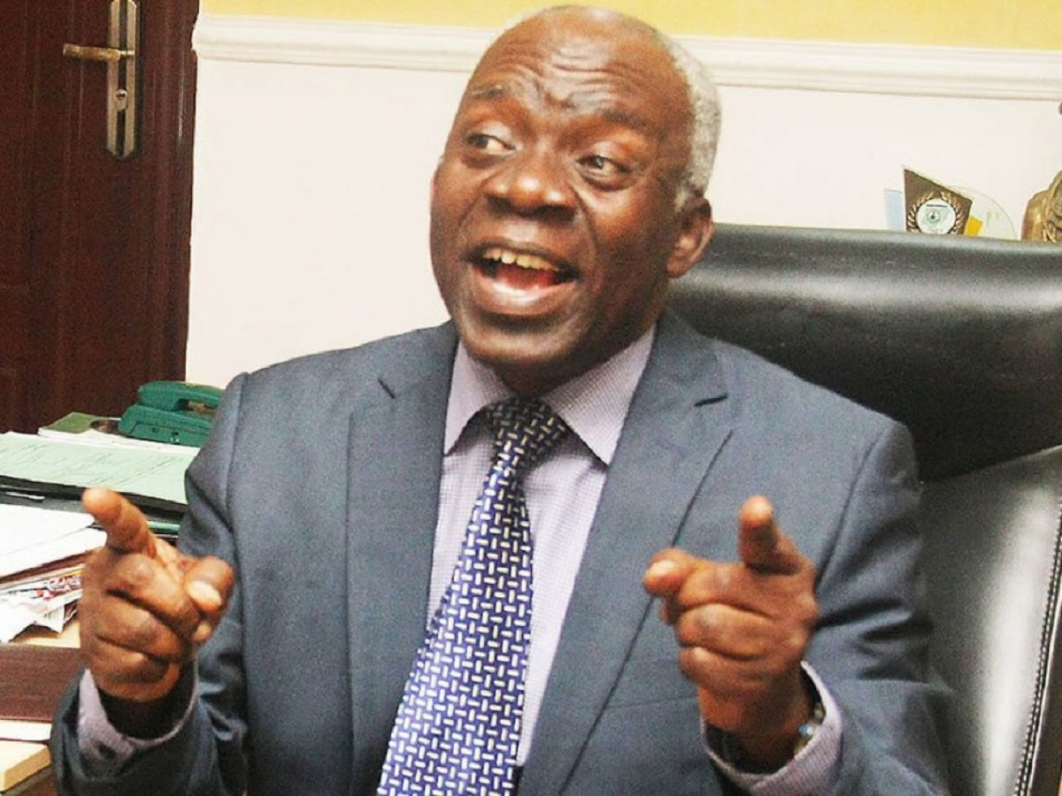 Photo of Supreme Court is wrong on Bayelsa judgement – Falana reveals