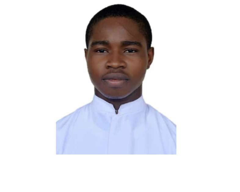 Photo of Kidnapped Nigerian Seminarian, Nnadi Michael, Found Dead