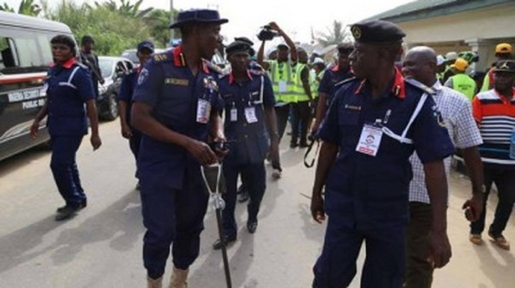 Photo of BREAKING: Four Civil Defence officers kidnapped in Kogi