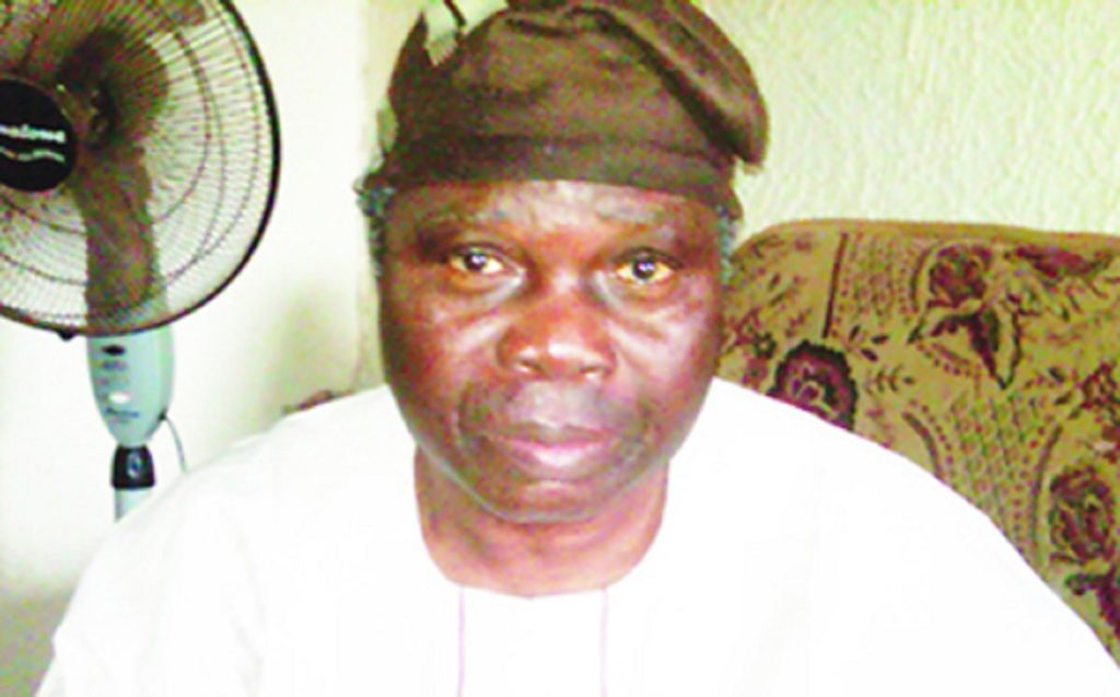 Photo of Ex-PDP BoT member, Dayo Okondo, dies at 80